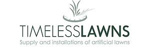 Timeless Artificial lawns logo website