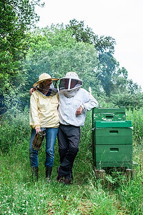 The beekeepers of MADU