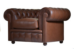 Chesterfield leather classic chair