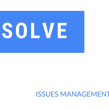 Resolve: Issues Management System