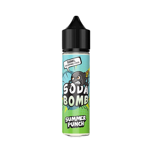Summer Punch 50m Eliquid 0mg