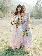 abiti-color-pastello, matrimonio bohemie