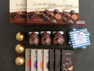 FRATELLI GARDINI il cioccolato