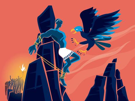 La dyna-mythe de Prométhée