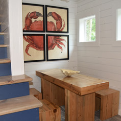 Middle Bay dining nook