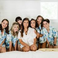 Bridesmaids in The Polo Bunk
