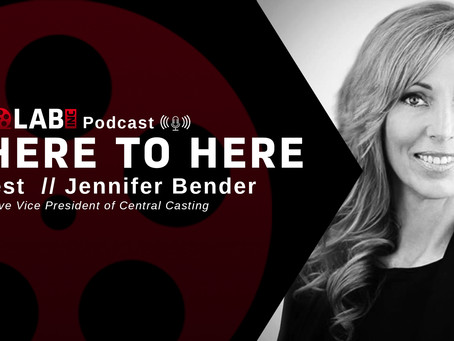 #14 Jennifer Bender- How Working as a Background Extra Can Be Your Ticket Into the Industry
