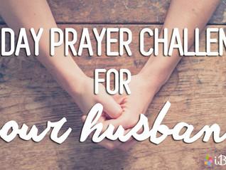 남편을 위한 30일 기도문 (11-20일)