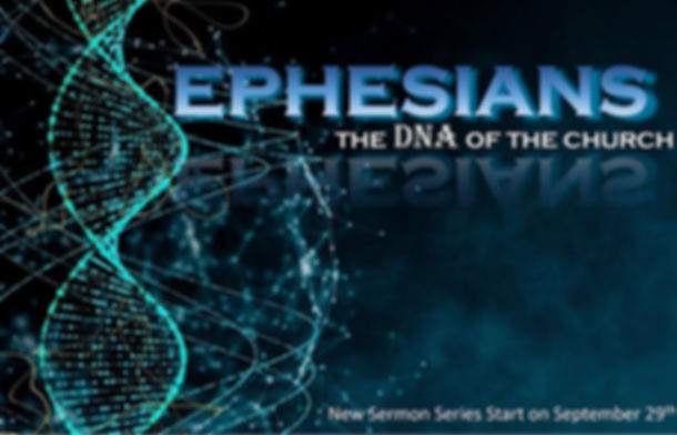 Ephesians_ the DNA of the Church Poster2