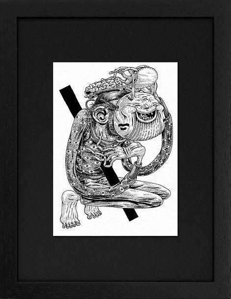 ConeTheWeird-Burdensome-2017-framed.jpg