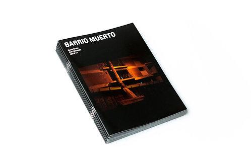 issue #4 - 'Barrio Muerto' x Elian