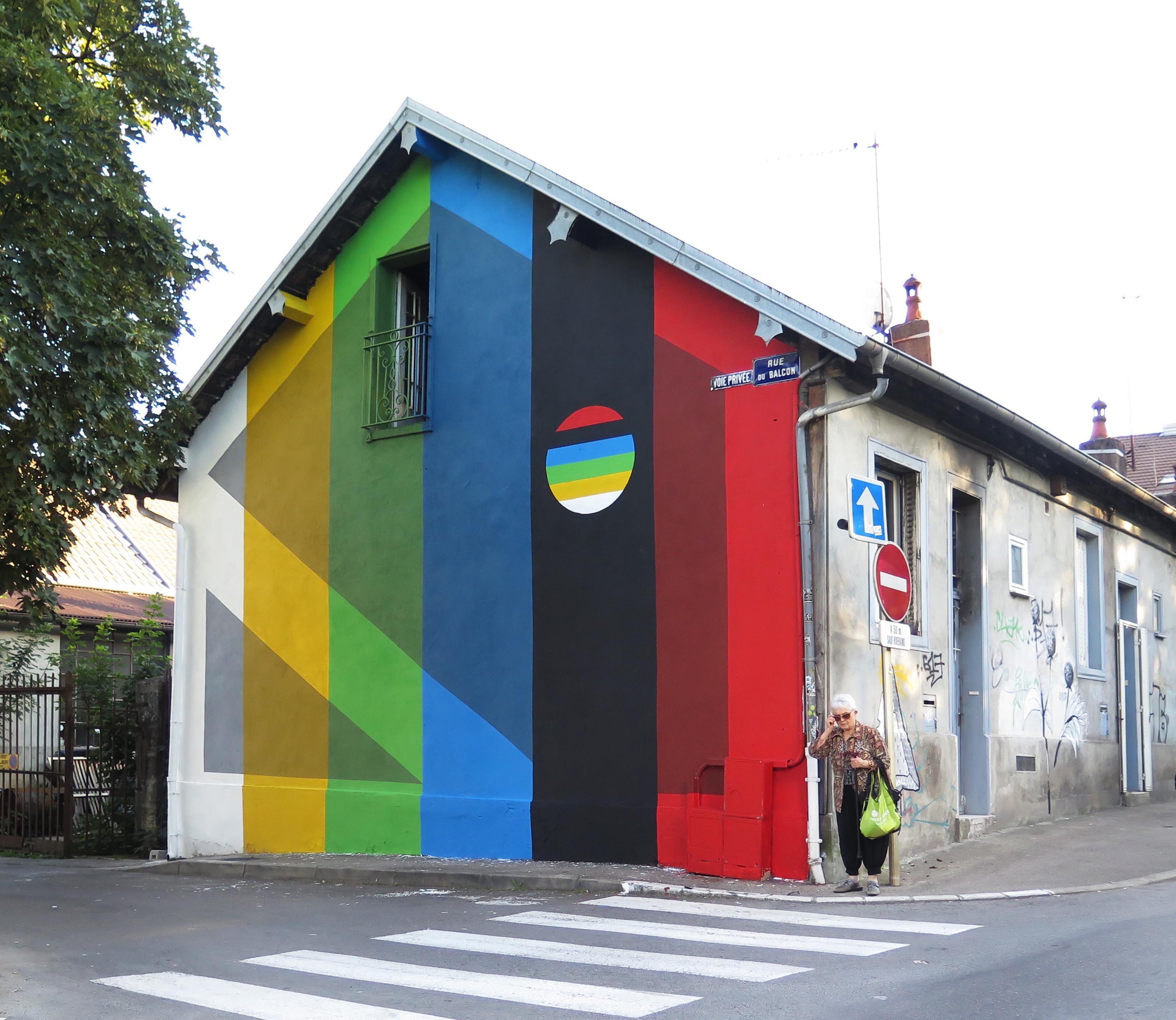 Bien Urbain - Besançon.