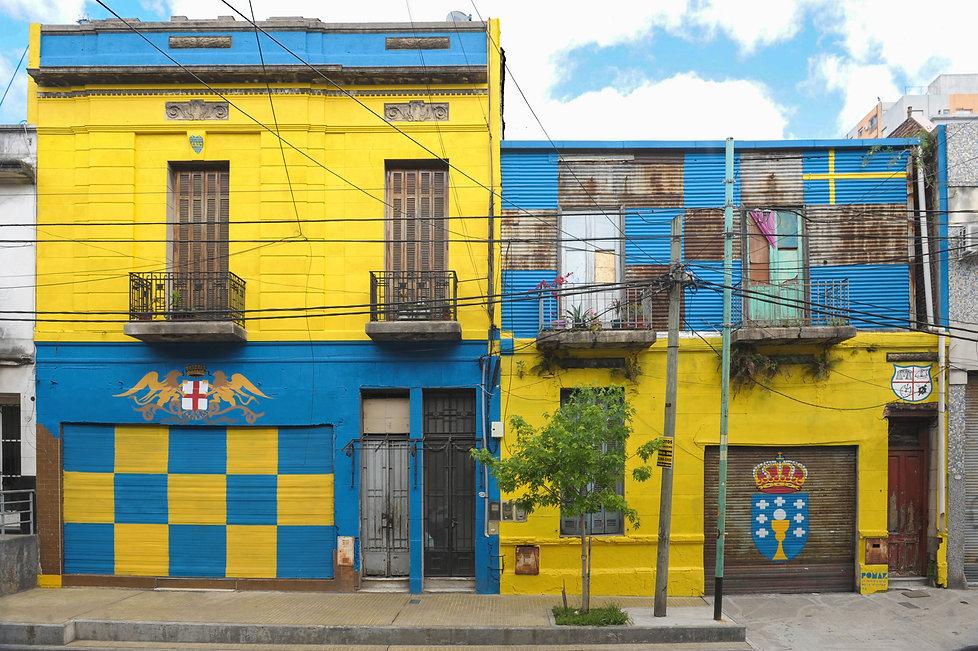_Contra el mundo vos y yo_, Buenos Aires