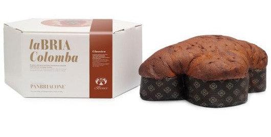 Bria Colomba PANBRIACONE gr. 950 - Pasticceria Bonci