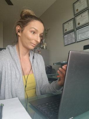 Séance d'hypnose/PNL en ligne