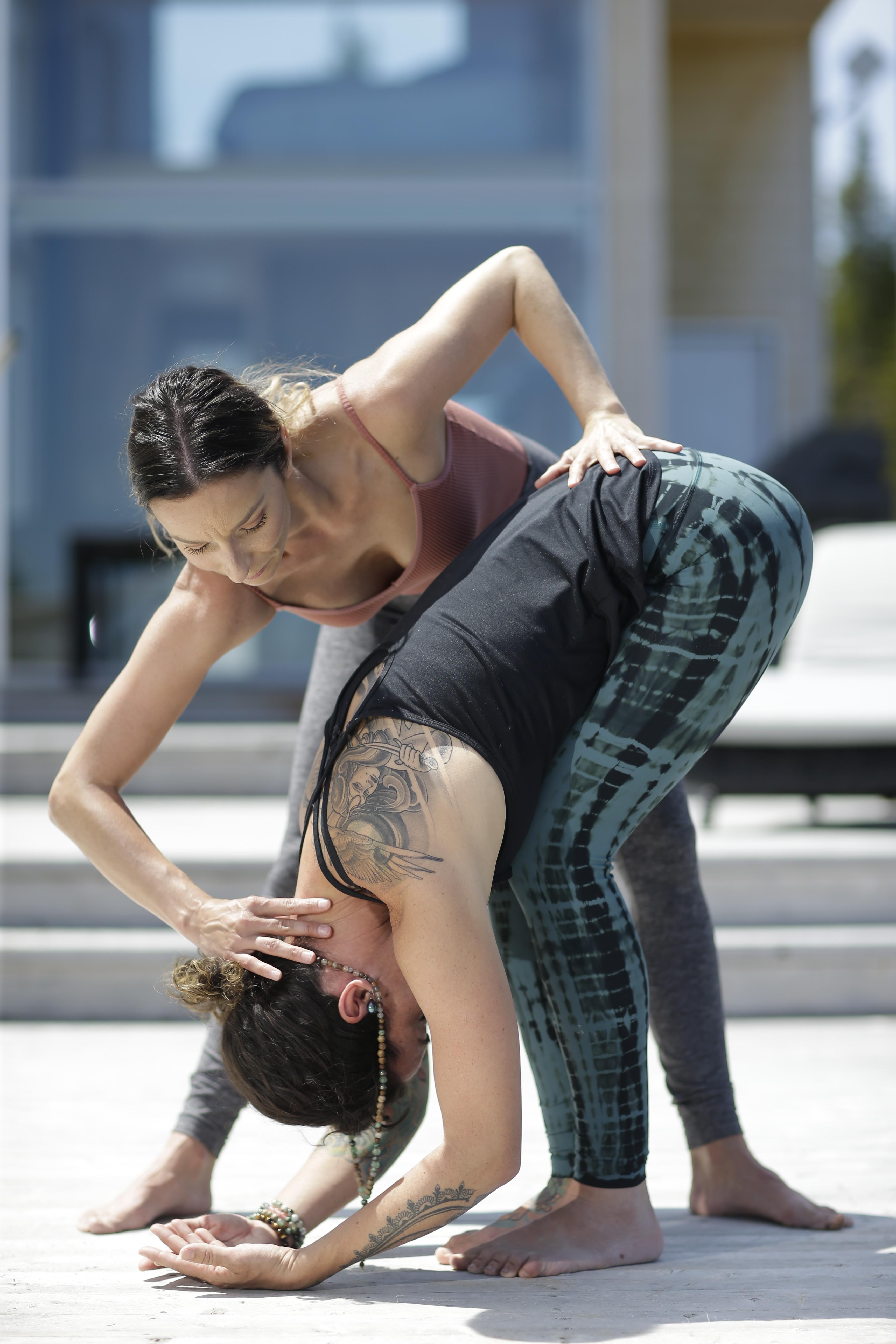 Séance de yoga privé