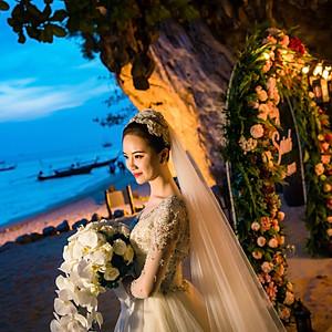 Wedding in Krabi