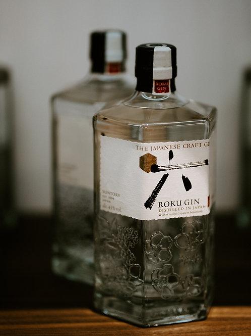 Roku Gin - Twin Bottle Promo