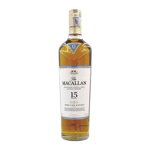 Macallan Triple Cask 15 Y.O (Single Malt)