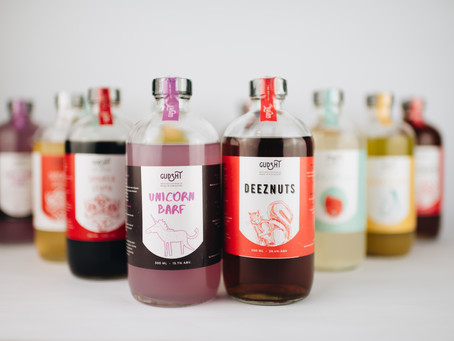 Ain't no party, like a bottled cocktail party!