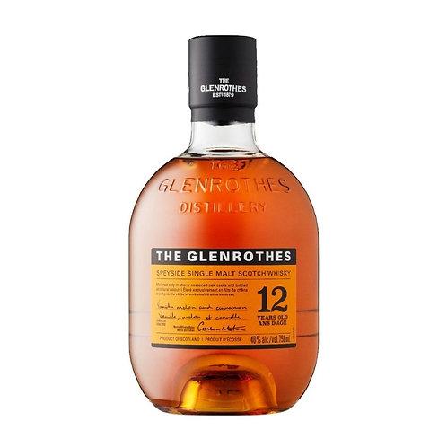 Glenrothes 12 Y.O (Single Malt) Whisky