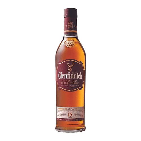 Glenfiddich 15 Y.O (Single Malt)