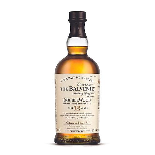 The Balvenie 12 Y.O Doublewood (Single Malt)