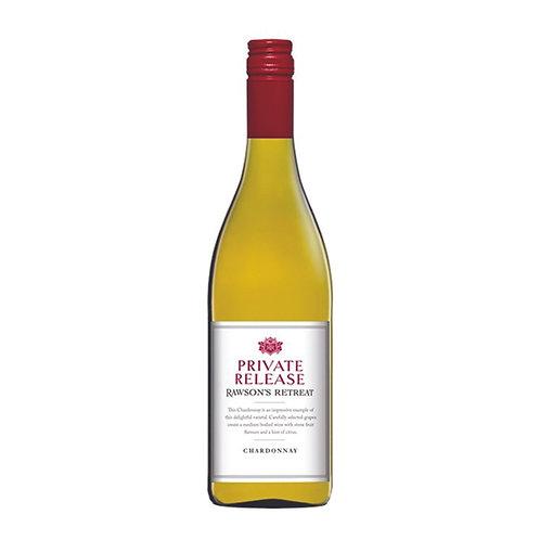 Rawson's Retreat Private Release Chardonnay