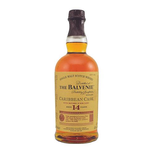The Balvenie 14 Y.O Caribbean Cask (Single Malt)