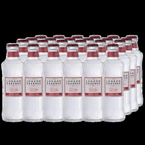 London Essence Ginger Beer Carton (24 x 200ml)