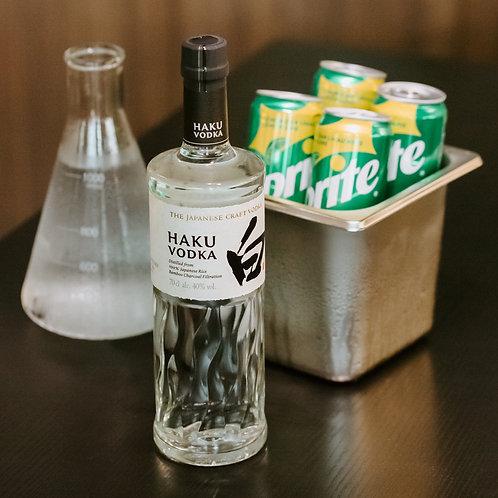Haku Vodka - Boozy Bundle