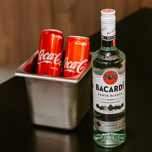 Bacardi Carta Blanca - Boozy Bundle