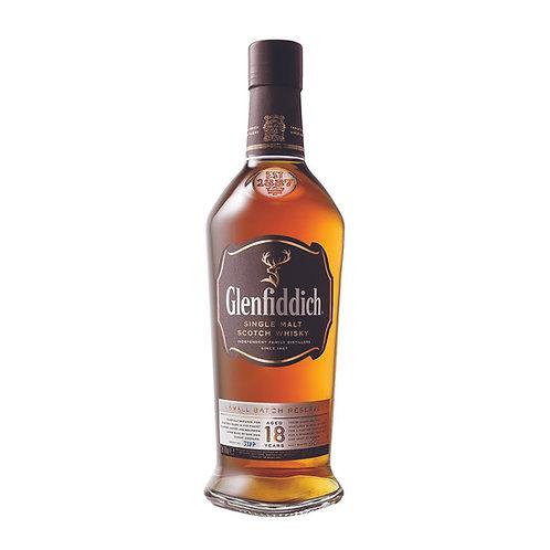 Glenfiddich 18 Y.O (Single Malt) Whisky