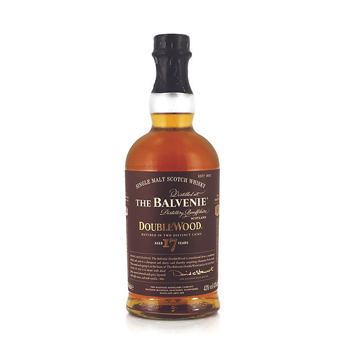 The Balvenie 17 Y.O Doublewood (Single Malt)