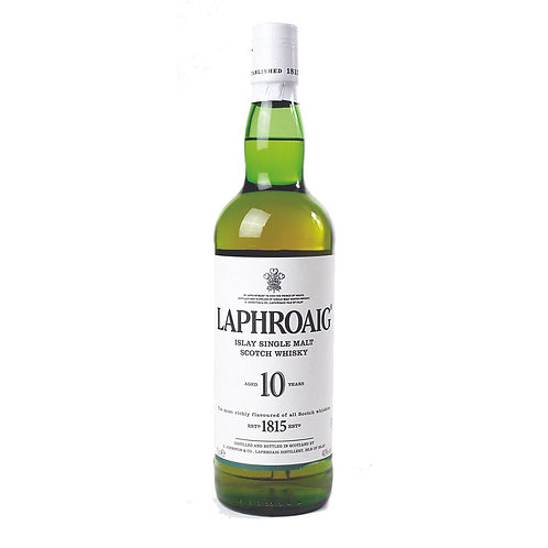 Laphroaig 10 Y.O (Single Malt)