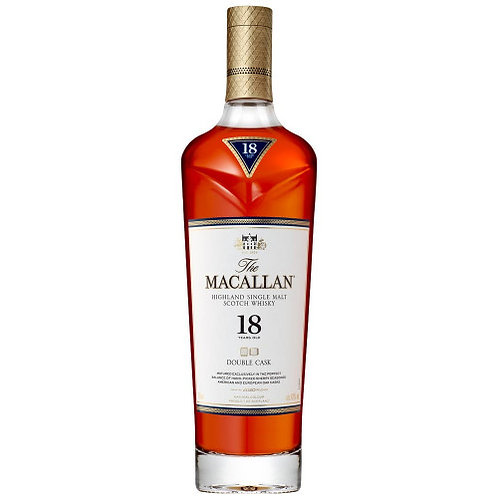 Macallan Double Cask 18 Year Old Whisky