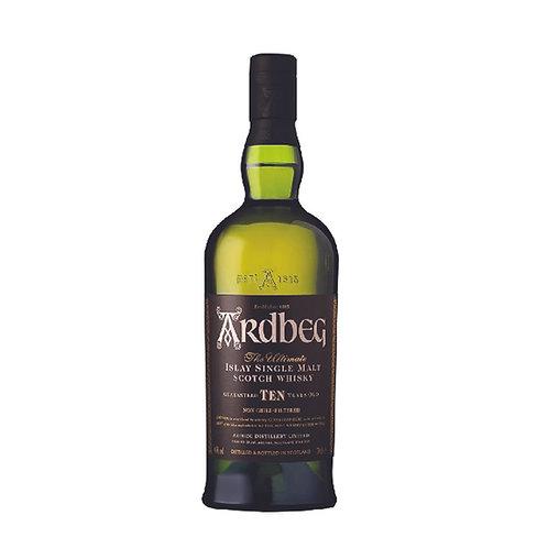 Ardberg 10 Y.O (Single Malt)