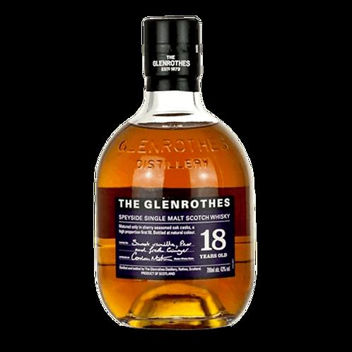Glenrothes 18 Y.O (Single Malt) Whisky