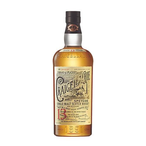 Craigellachie 13 Y.O (Single Malt) Whisky