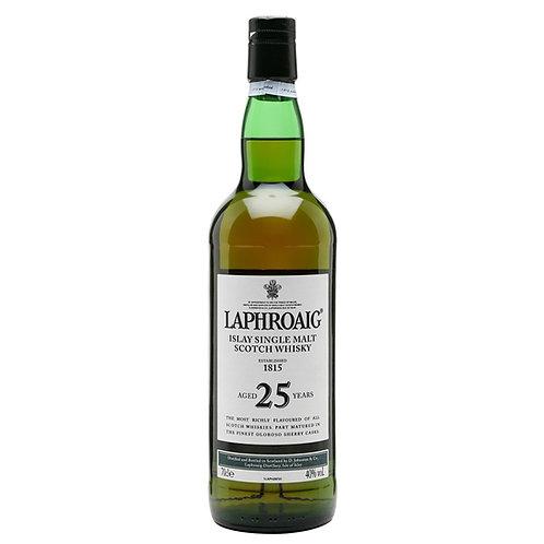 Laphroaig 25 Year Old (Single Malt)