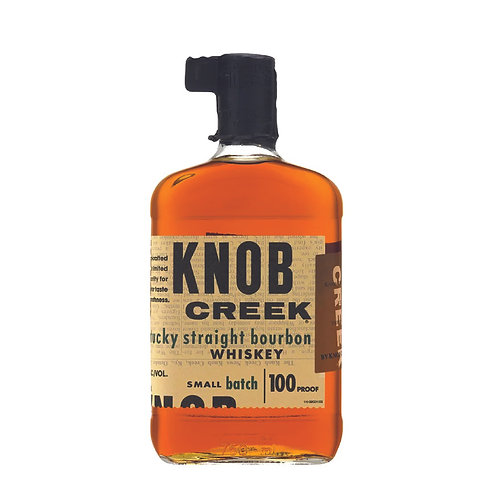 Knob Creek 9 Years Old Bourbon