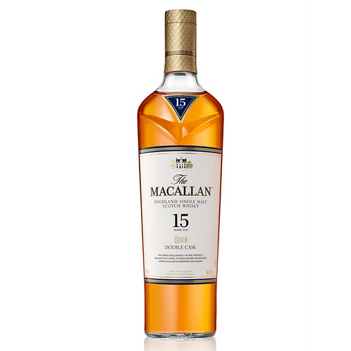Macallan Double Cask 15 Year Old Whisky