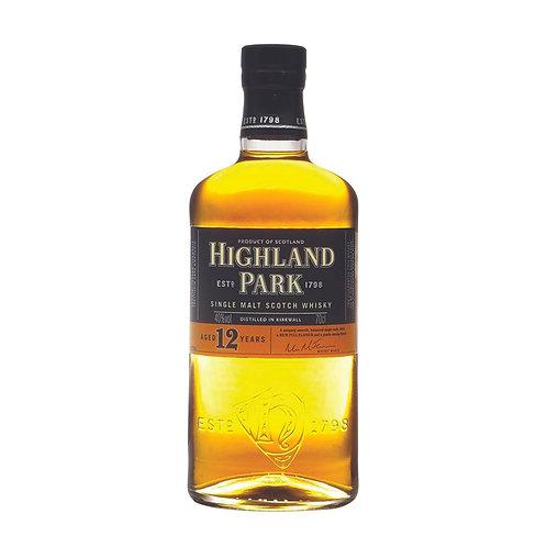Highland Park 12 Y.O (Single Malt)