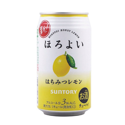 Horoyoi Honey Lemon