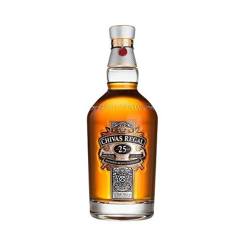 Chivas Regal 25 Year Old Whisky