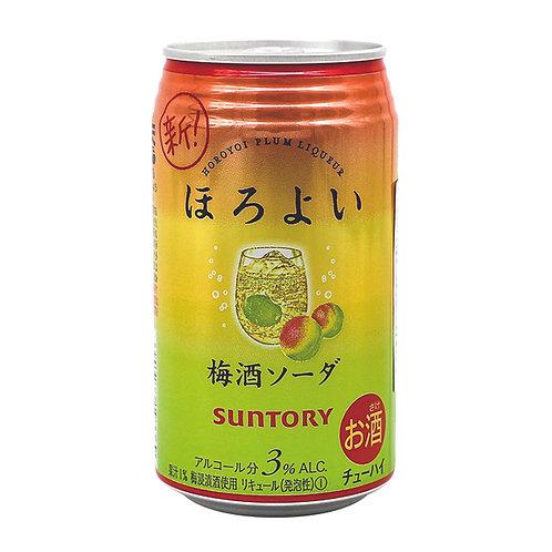 Horoyoi Umeshu Soda