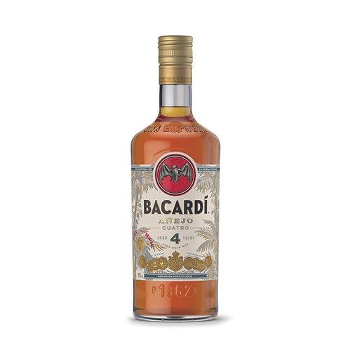 Bacardi Anejo Cuatro 4 Y.O
