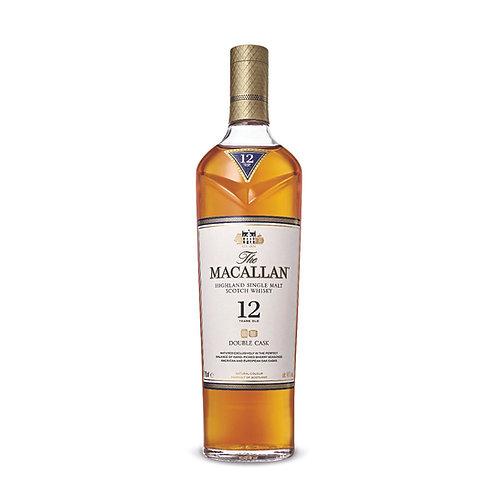 Macallan Double Cask 12 Y.O (Single Malt)