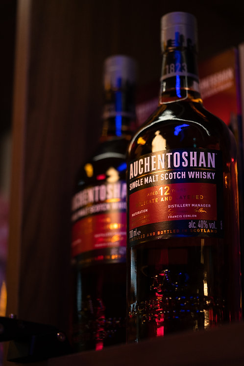 Auchentoshan 12 Years Old (Single Malt) - Twin Bottle Promo