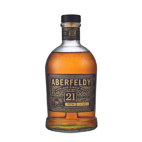 Aberfeldy 21 Y.O (Single Malt)